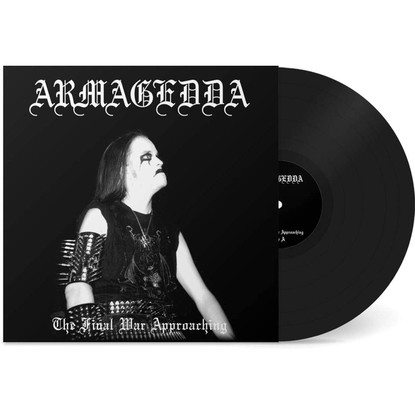 Armagedda - The Final War Approaching Vinyl