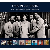 The Platters - Eight Classic Albums CD