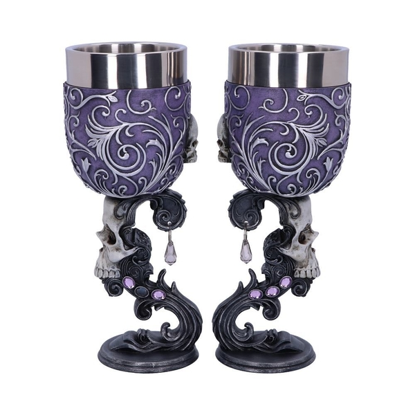 Deaths Desire (Set of 2) Goblets