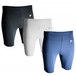"""Precision Essential Base-Layer Shorts White - Large 36-38"""" - Image 2"""