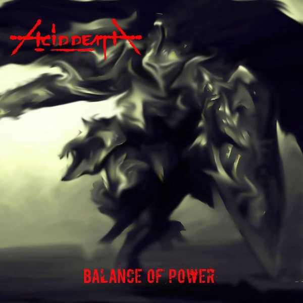 Acid Death - Balance Of Power Vinyl