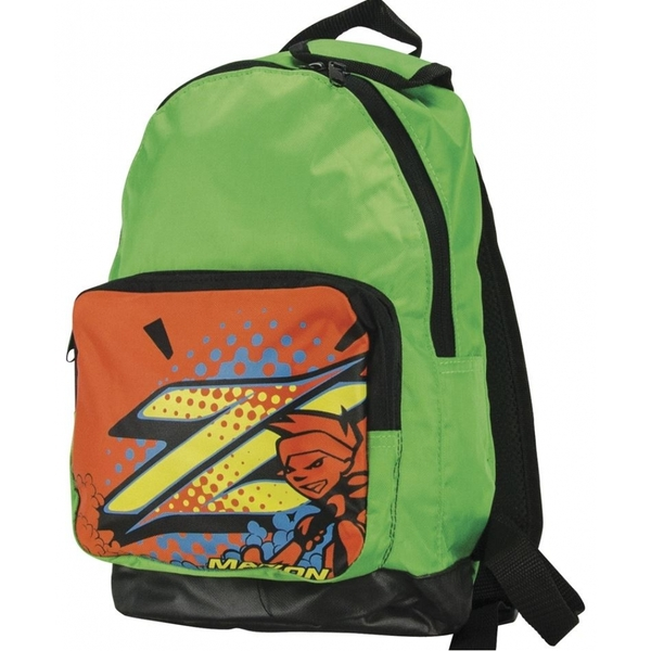 Mazon All Star Backpack Lime