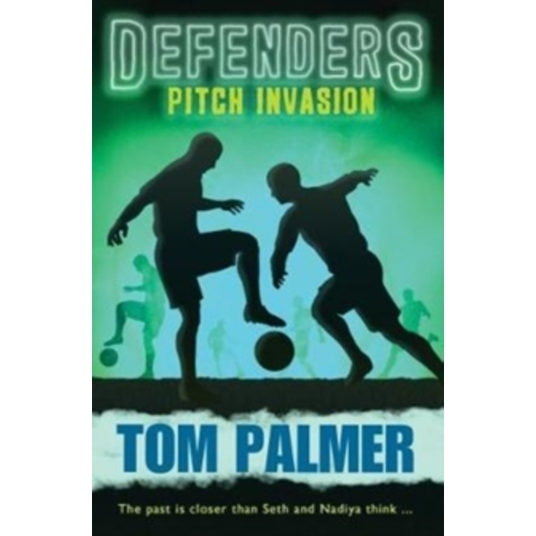 Defenders Pitch Invasion