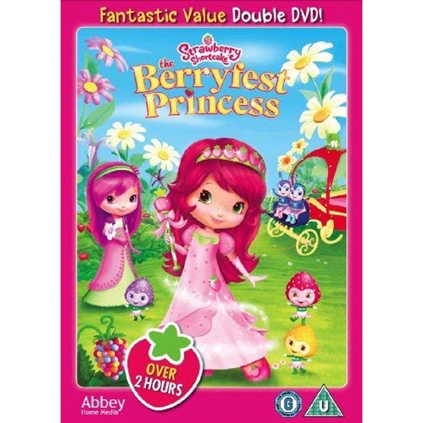 Strawberry Shortcake - The Berryfest Princess DVD