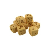 Star Trek Ascendancy Cardassian Dice Expansion (9 Dice)