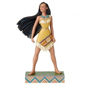 Proud Protector (Pocahontas Princess) Disney Traditions Passion Figurine