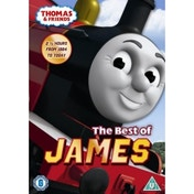 Thomas & Friends: The Best Of James DVD