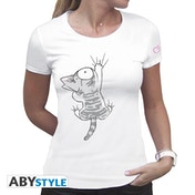 Chi-Chi - Holding On Women'S X-Small T-Shirt - White
