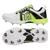 Kookaburra KSC 2000 Spike Cricket Shoes Junior UK Size 4