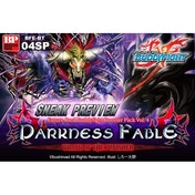Buddyfight TCG Darkness Fable Vol.4 Booster Box (30 Packs)