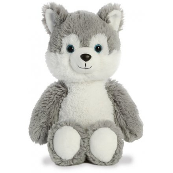 Cuddly Husky Soft Toy 12in