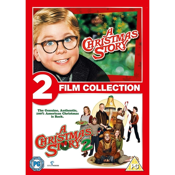 Christmas Story 2.2 Film Collection A Christmas Story A Christmas Story 2 Dvd