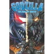 Godzilla: Rulers of Earth Volume 2