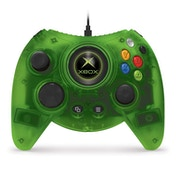 Hyperkin Duke Controller (Transparent Green) for Xbox One Windows 10