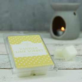 Vanilla Lime Sorbet (Polka Dot Collection) Wax Melt