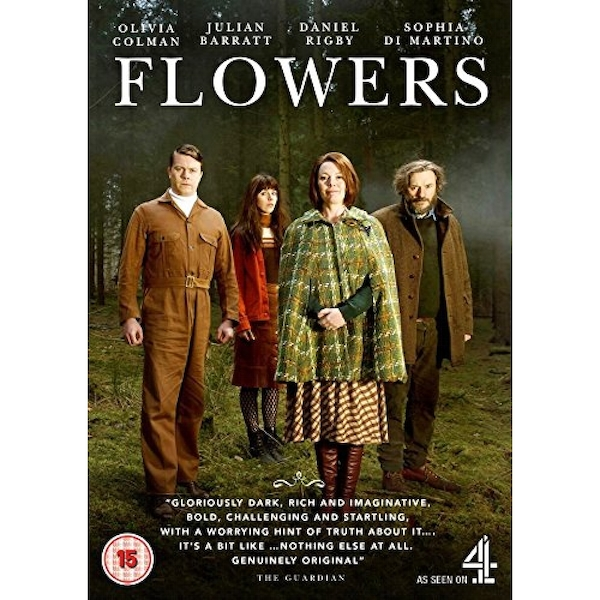 Flowers Series 1 DVD