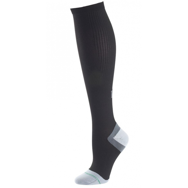 Image of 1000 Mile Compression Sock Black Mens L