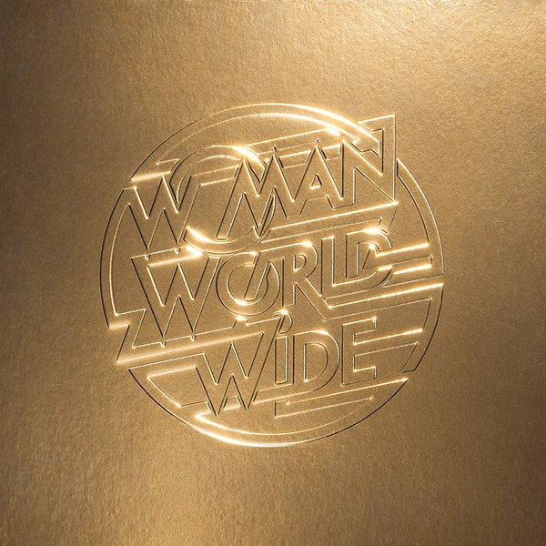 Justice - Woman Worldwide CD