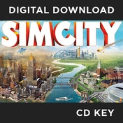 SimCity Game PC CD Key Download for Origin