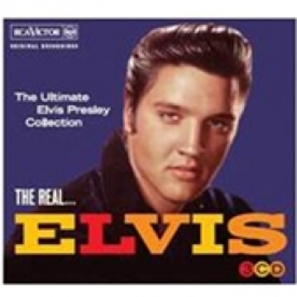 Real Elvis CD
