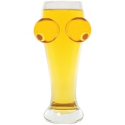 Boobie Beer Glass