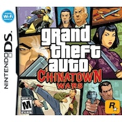 Grand Theft Auto GTA Chinatown Wars Game DS (#)