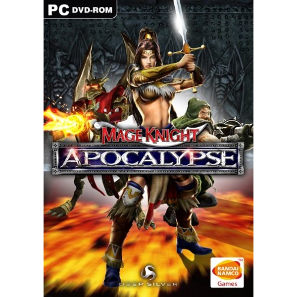 Mage Knight Apolypse PC Game