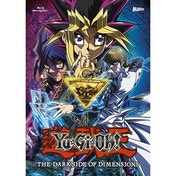 Yu-Gi-Oh! The Movie: Dark Side of Dimensions Blu-ray