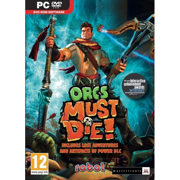 Orcs Must Die Game PC