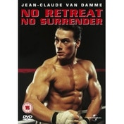 No Retreat No Surrender DVD