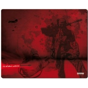 OZONE GAMING GEAR Shooter Cloth Surface Gaming Pad, Large OZSHOOTERL