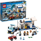 LEGO City Police: Mobile Command Center Playset