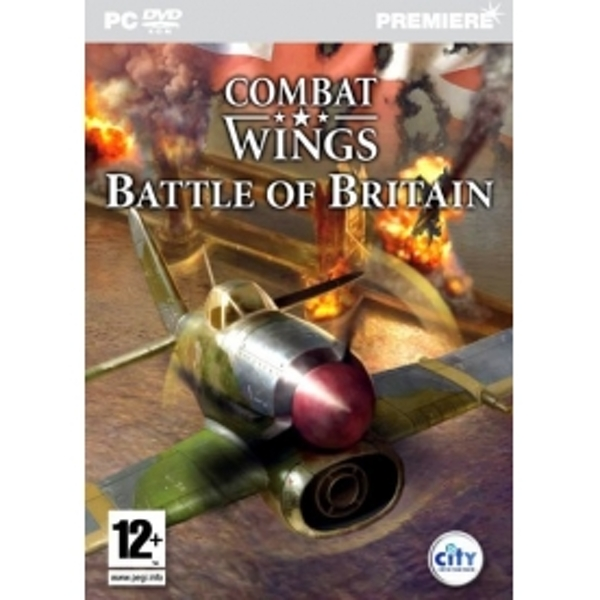 Combat Wings Battle of Britain Game PC