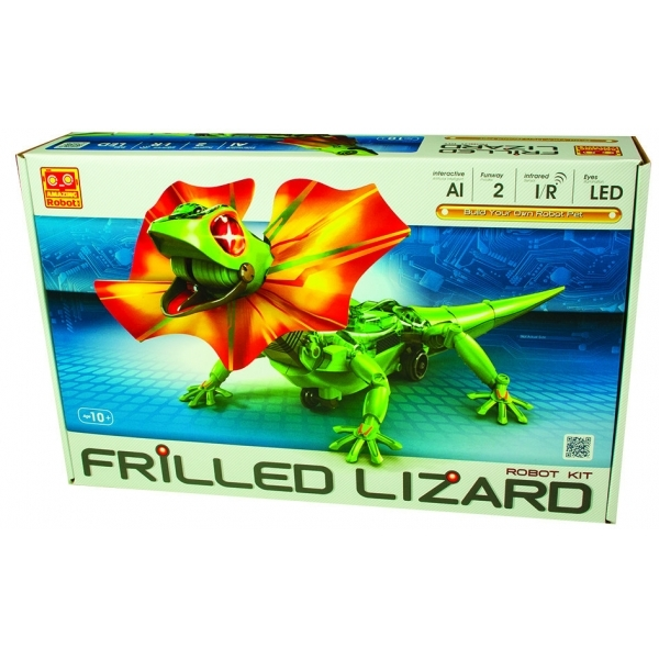 Build Your Own Robot Lizard - Image 1