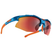 Bliz Velo XT Blue/Orange Smoke w Red Multi