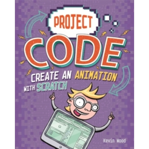 Project Code: Create An Animation with Scratch