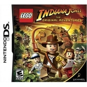 Lego Indiana Jones The Original Adventures Game DS (#)