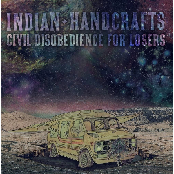 Indian Handcrafts - Civil Disobedience For Losers CD