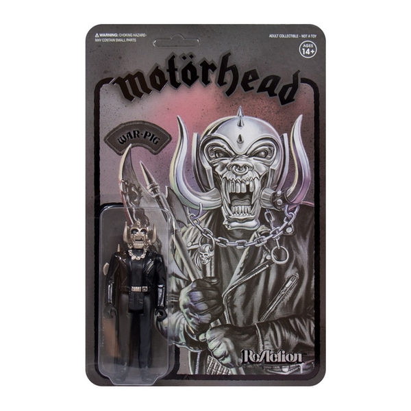 Warpig Black Series (Motorhead) ReAction Figure