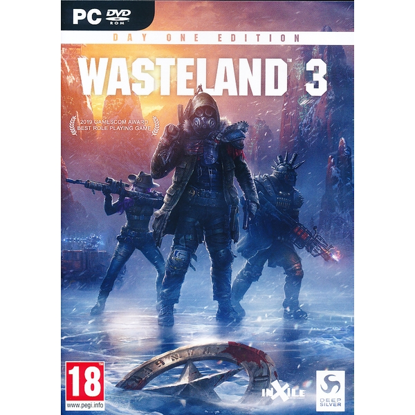 Wasteland 3 Day One Edition PC Game