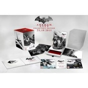 Ex-Display Batman Arkham City Collector's Edition Game PS3 Used - Like New
