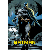 Batman Comic Comic Maxi Poster