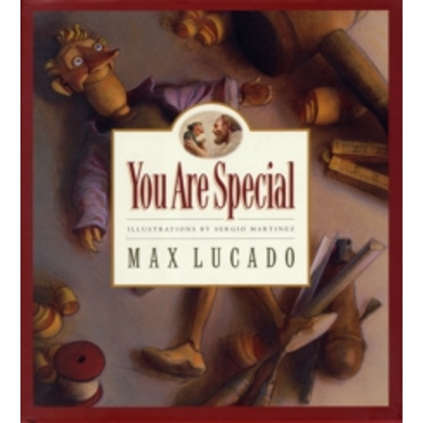 You Are Special by Max Lucado (Hardback, 2004)