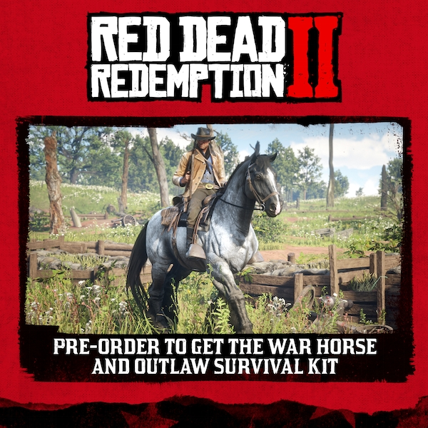 Red Dead Redemption 2 PS4 Game - Image 2