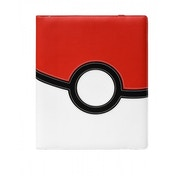 Ultra Pro Pokemon Pokeball 9 Pocket Binder