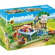 Playmobil Easter Bunny Workshop