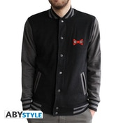 Dragon Ball - Red Ribbon Homme Men's Medium Jacket - Black