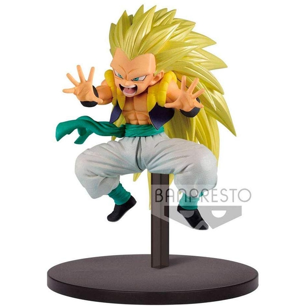Gotenks Super Saiyan 3 (Dragon Ball Z Super) Banpresto PVC Statue