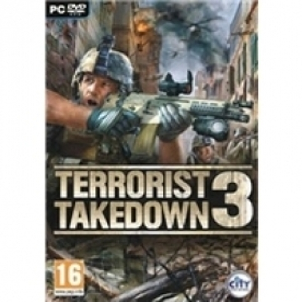 Terrorist Takedown 3 Game PC