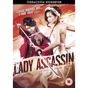 The Lady Assassin DVD